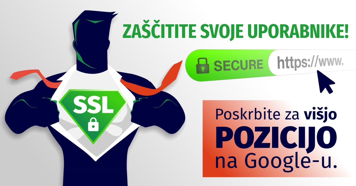Je vaša spletna stran ali trgovina zaščitena z varnostnim certifikatom?