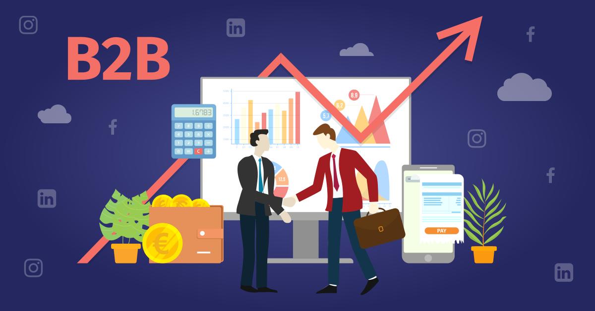 Kako zgraditi kakovosten B2B profil podjetja na ravni družbenih omrežij?