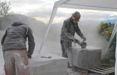 Makole znova gostijo kiparje in slikarje