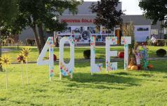 Osnovna šola Lava praznuje 40 let