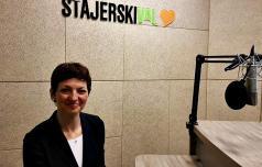 Dr. Maja Makovec Brenčič: Verjemite v svoja znanja
