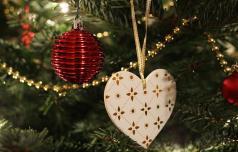 Ideje za najlepše božično drevesce