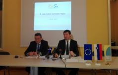 Župani Savinjske regije si želijo več evropskega denarja