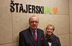 Srečanje s poslancem dr. Vinkom Gorenakom
