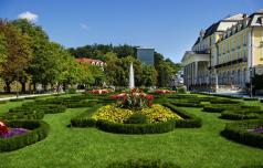 Rogaška Slatina zlata zelena destinacija