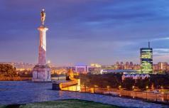 Tebe in tvojo družbo peljemo v Beograd!