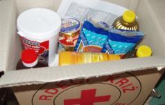 Pomoč Rdečega križa dobrodošla