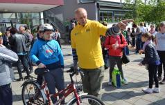 Mladi vse bolj odgovorni kolesarji