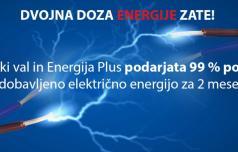 Ni šala! Podarjamo 99 % popusta na elektriko. SKORAJ ZASTONJ!