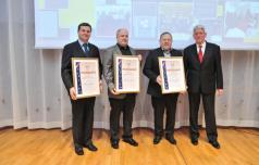 Jubilejna priznanja podjetnikom na Šmarskem