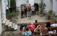 Glasbeno poletje na gradu Podsreda