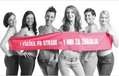 Vsak dan tri Slovenke prejmejo diagnozo raka dojke