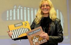 Lila Prap nagrajena za življenjsko delo