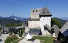 Na celjskem gradu odslej tudi brezžično omrežje