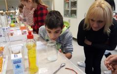Na celjski gimnaziji Veselje do znanosti