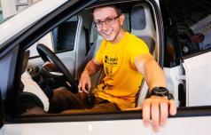 Kdo je najboljši mladi voznik?