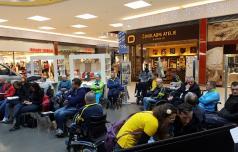 Štajerski paraplegiki zbirajo denar za nov kombi