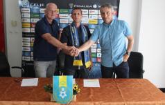 Tomaž Petrovič na klopi celjskih nogometašev