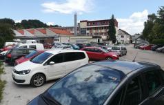 Konec prometnega kaosa v središču Šentjurja