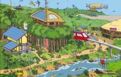Pametne vasi so prihodnost podeželja