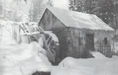 Zime so bile včasih hujše