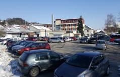 Za lažje parkiranje pri šentjurskem zdravstvenem domu