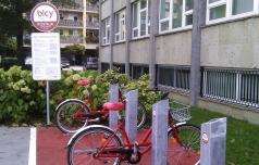 Po Velenju in Šoštanju z mestnimi kolesi