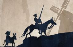 Don Kihot na slovenjebistriškem odru