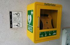 Novi defibrilatorji na Konjiškem