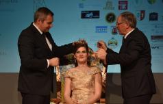 Katarina Pungračič je nova vinska kraljica