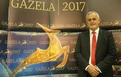 Žalski Tehnos slovenska gazela leta