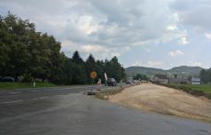 Ob pločniku v Stopčah tudi kolesarska steza