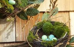 Velikonočna dekoracija pomemben del praznikov