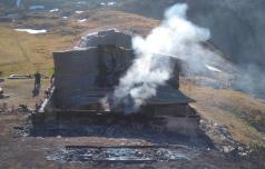 Po požaru na Korošici nov planinski dom