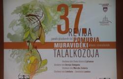 37. Revija javnih glasbenih šol Pomurja