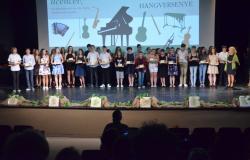 Zaključni koncert učencev, ki zaključujejo nižjo in višjo stopnjo GŠ Lendava