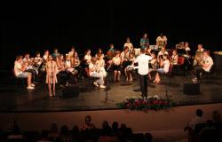 Svečana podelitev spričeval ob 200-letnici javnega glasbenega šolstva in 25-letnici samostojnosti R Slovenije
