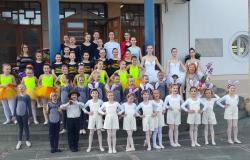 Nastop baletnega oddelka GŠ Lendava v Kulturnem centru Laško