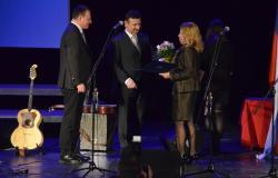 Priznanje župana Občine Lendava prejela GŠ Lendava