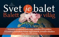 Baletna predstava SVET JE BALET