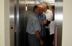 V šmarskem zdravstvenem domu vendarle dvigalo