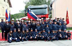 Gasilci na Svetem Štefanu že 80 let