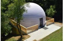 V Olimju najsodobnejši planetarij v Sloveniji