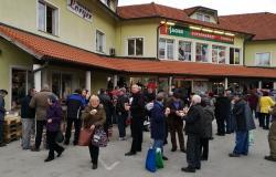 Supermarket Jager v Šmarju vabi prenovljen in z bogato ponudbo