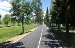 Po centru Šentjurja varno tudi s kolesom