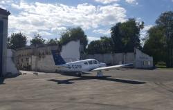 Letališče v Levcu po požaru ponovno odprto