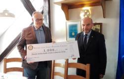 Rotarijci Barbare Celjske pomagajo že desetletje