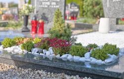Tudi ureditev grobov sledi trendom