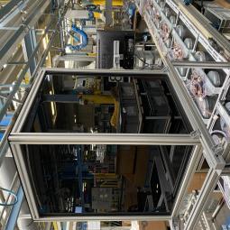 Industrijski vid    Optični nadzor