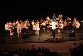 Slavnostna prireditev ob 200-letnici javnega glasbenega šolstva in 25-letnici samostojnosti R Slovenije